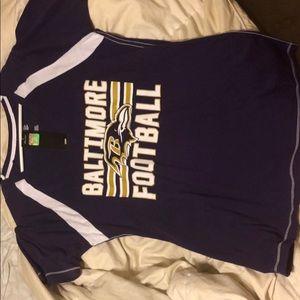 Ravens football shirt